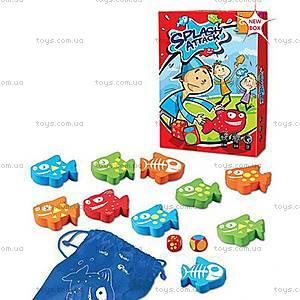 Настольная игра для детей Splash Attack Kids, 20131, фото