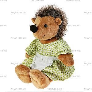 Мягкая игрушка «Семья ёжиков, Мама», 14-71599-2