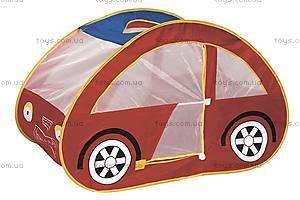 Детская палатка «Машинка», 21012
