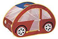 Детская палатка «Машинка», 21012, отзывы