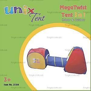 Детская палатка «Мега-Твист», 21104, купить