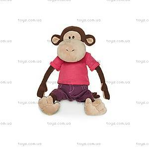 Мягкая игрушка «Обезьяна Толик», в свитере, MT-TS0215022