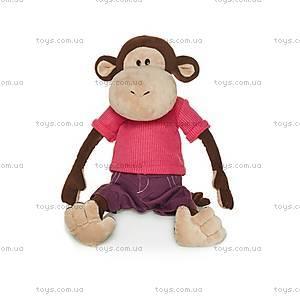 Плюшевая игрушка «Обезьянка Толик», в свитере, MT-TS0215023