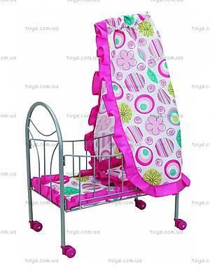 Кроватка для куклы Sweet dreams, 9394
