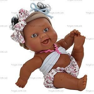 Детская кукла «Пупс» мулатка, 21108
