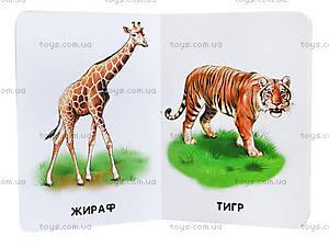 Детская книжка «Прогулка по зоопарку», А231032Р, цена