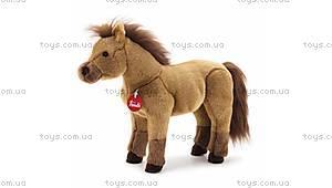 Мягкая игрушка «Лошадь светлая», 23543