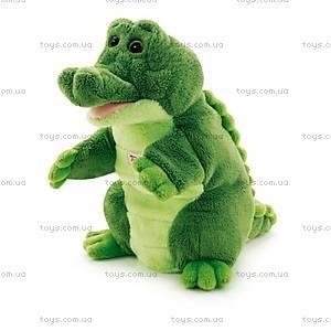 Мягкая игрушка-рукавичка «Крокодил», 29918