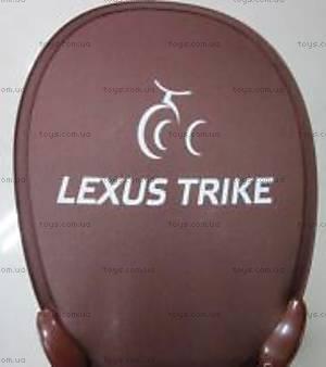 3-колесный велосипед «Lexus Trike», KR-01A ШОК