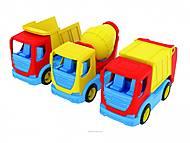 3 модели транспорта Tech Truck, 39475