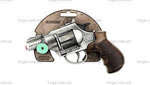 Игрушечный револьвер Police Gonher, 3038/1