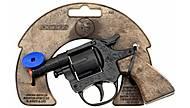Игрушечный полицейский револьвер, 8-зарядный, 3073/6, магазин игрушек