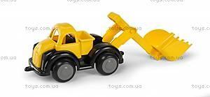 Машинка игрушечная с ковшом, 31212
