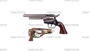 Детский револьвер, 12 зарядный, 3122/0, купить