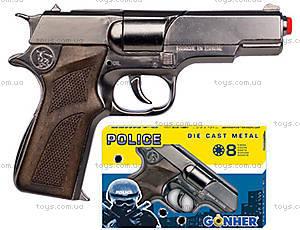 Револьвер полицейский, 8-зарядный, 3125/0