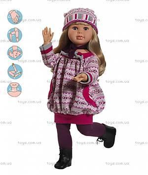 Детская шарнирная кукла «Альма», 337