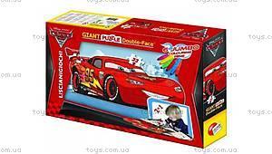 Пазл-раскраска Color Plus Gigante Cars, 35427