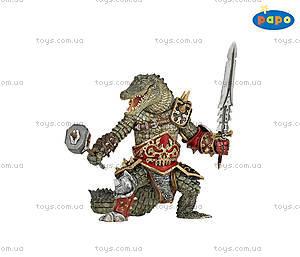 Игровая фигурка «Крокодил-мутант», 38955