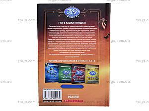 Книга для детей «Черный круг», Р267001У, фото