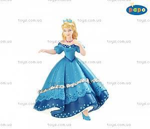 Детская игровая фигурка «Голубая принцесса» танцует, 39022