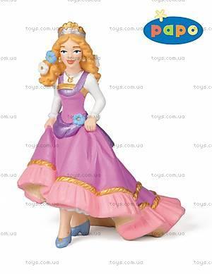 Детская игровая фигурка «Принцесса с цветами», 39063
