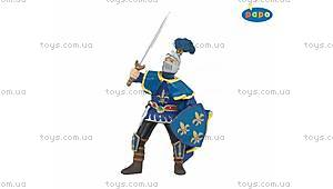 Фигурка «Синий паладин с перьями», 39267