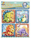 3D Декорации для детской комнаты «Динозавры», RDS-504, фото