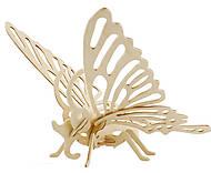 3D деревянный конструктор бабочка, 603