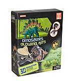 3д Динозавр с набором, 808A, отзывы