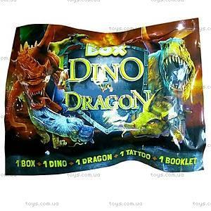 3Д-фигурки «Дино против Дракона», PB5131, купить