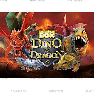 3Д-фигурки «Дино против Дракона», PB5131