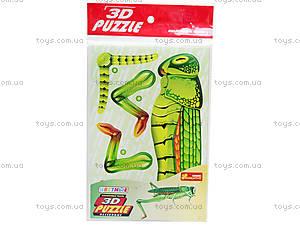 3D пазлы «Кузнечик», 3120-01, купить