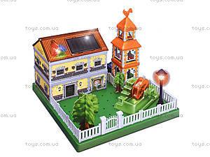 3D конструктор «Эко-Отель», 0892, toys
