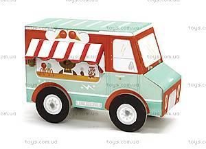 3D-конструктор Krooom «Грузовик для мороженного», K-453