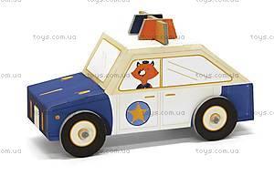 3D-конструктор Krooom «Полицейская машинка», K-450