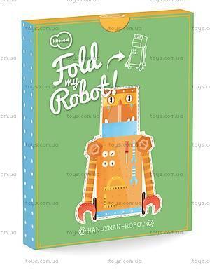 3D-конструктор Krooom «Робот-Строитель», K-461, купить