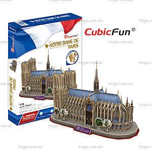 3D конструктор «Собор Парижской Богоматери», C02054 (MC054h)