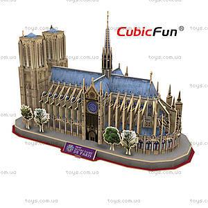 3D конструктор «Собор Парижской Богоматери», C02054 (MC054h), купить