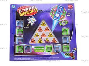 3D-конструктор Stereo Bricks, 091225A (7305