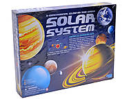 3D-модель «Солнечная система», 05520, фото