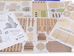3D пазл «Big Ben», 1000V, цена