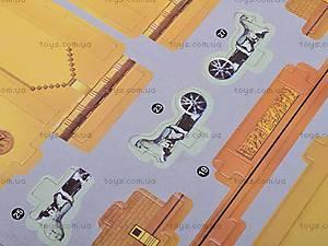 3D пазл «Бранденбургские ворота», 32 детали, 1001E, игрушки