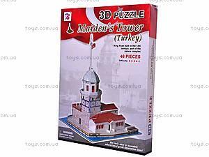 3D пазл «Девичья башня», 1000D, купить