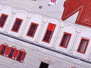 3D пазл «Девичья башня», 1000D, игрушки