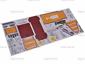 3D пазл «Эскадренный миноносец», 53 детали, 1002A, цена