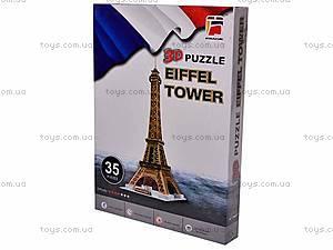 3D пазл «Эйфелева Башня», 9004, цена