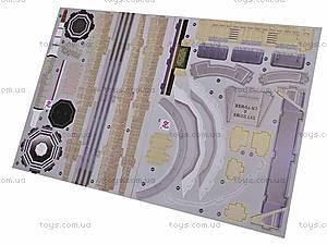 3D пазл «Канадская национальная башня», 1001H, игрушки