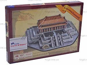 3D пазл «Храм абсолютной гармонии», Z-B021