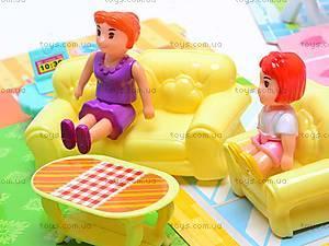 3D пазл «Кукольный дом», 8062, отзывы