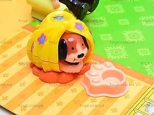 3D пазл «Кукольный дом», 8062, магазин игрушек